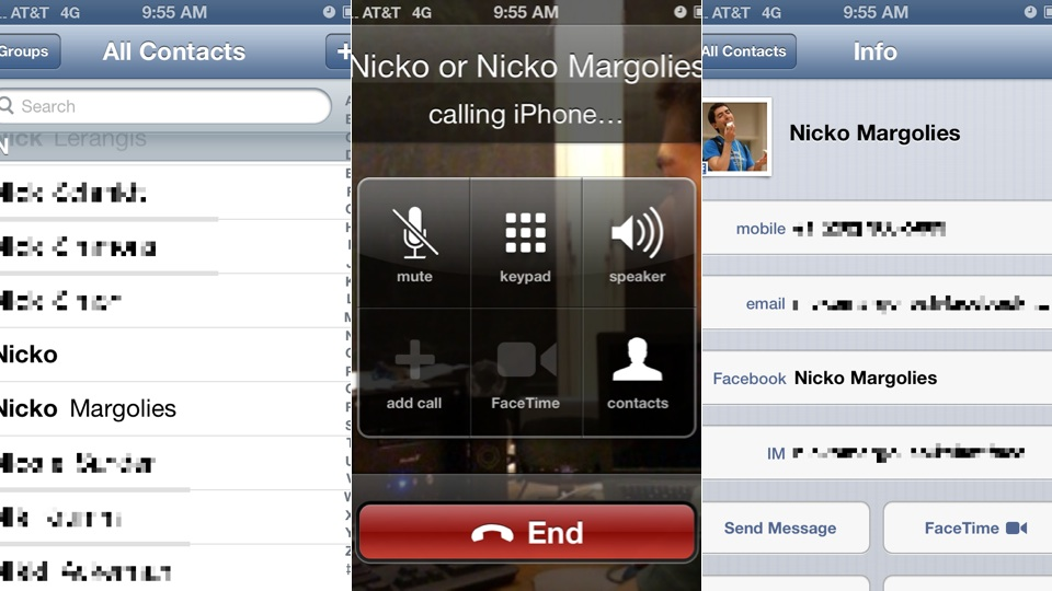 how to not show my caller id on iphone
