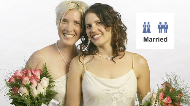 New Facebook Icons Let the World Know When You Get Gay Married