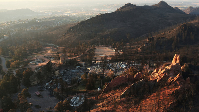 These Photos Show The Devastating Aftermath Of The Colorado Wildfires