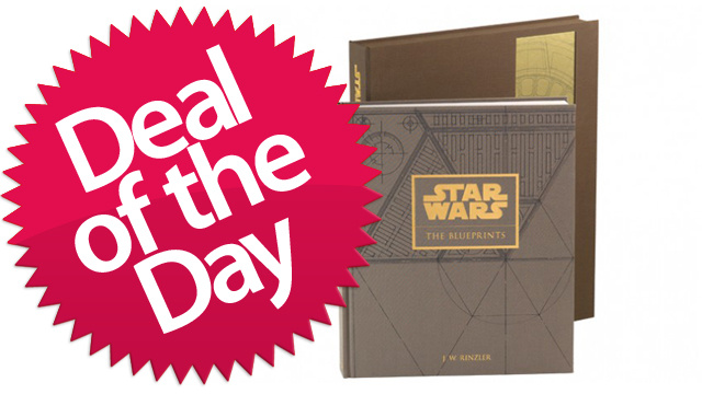 The Original Star Wars Blueprints Are Your Alderaan? I'm Not Going To Alderaan! Deal of the Day