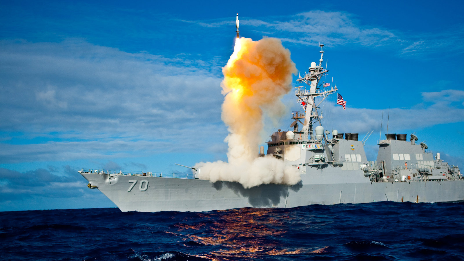Click here to read Aegis Missile Defense—a Floating Iron Dome
