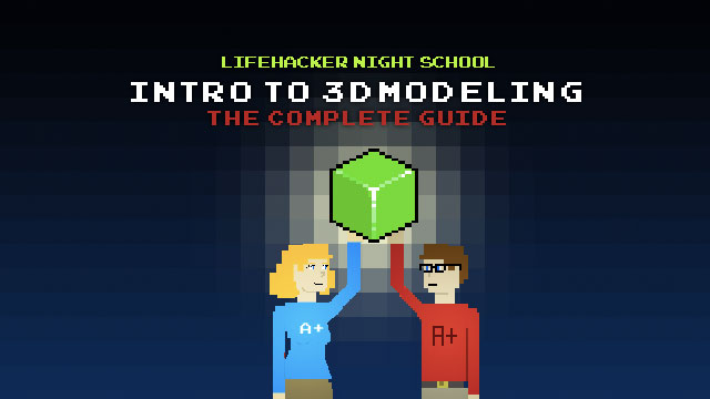Click here to read Intro to 3D Modeling: The Complete Guide