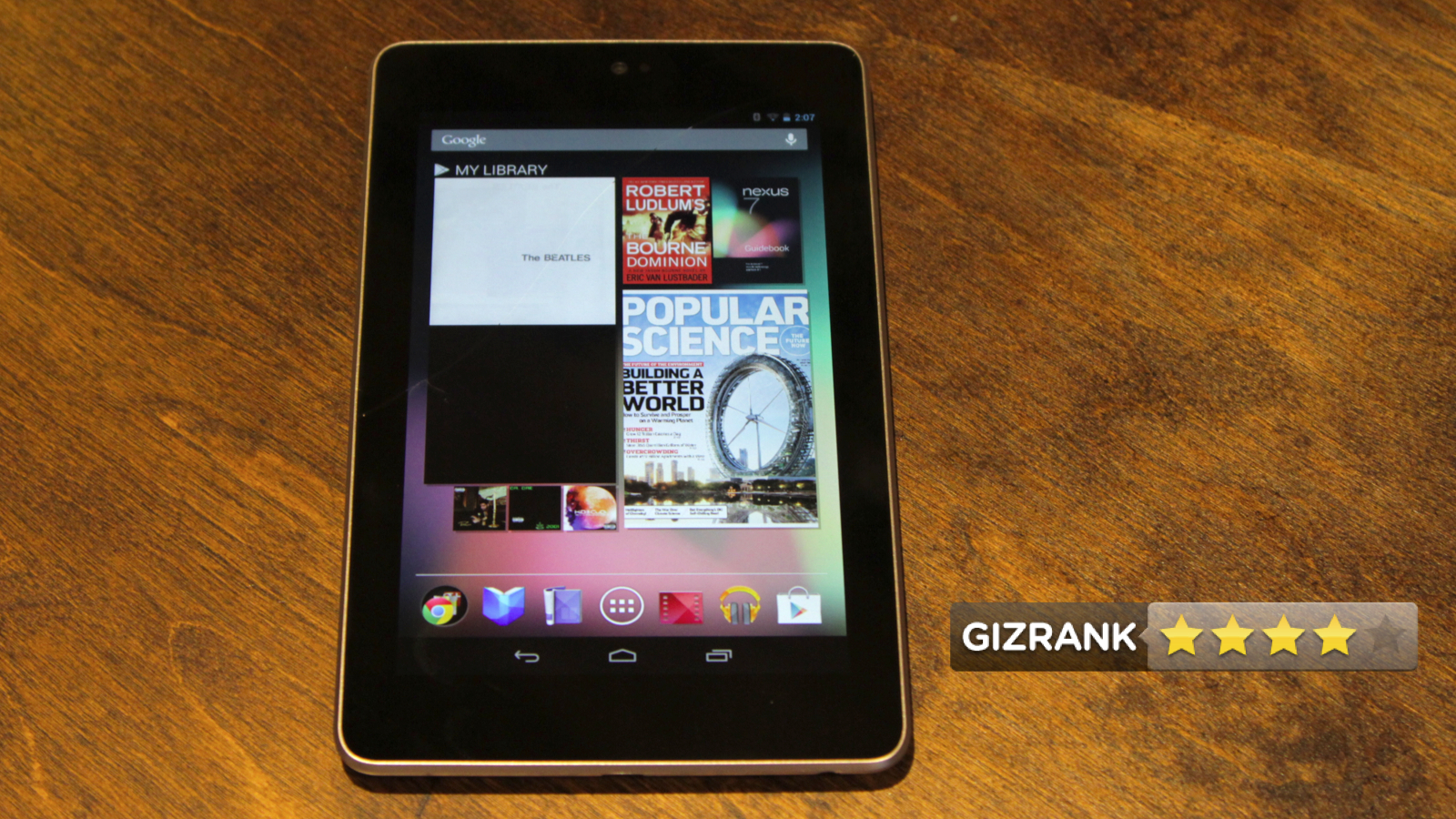 Click here to read Google Nexus 7 Tablet Review: The New Best Way to Spend 200 Bucks