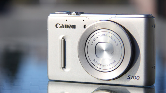 Canon Recalling S100 Camera Due to Faulty Lens (Updated: It's Only an Advisory)