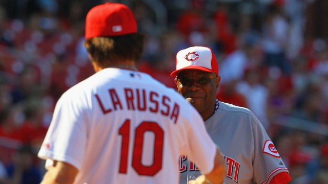 Tony La Russa Explains Decision Not To Put Johnny Cueto On All-Star Team By Admitting To Violating MLB CBA