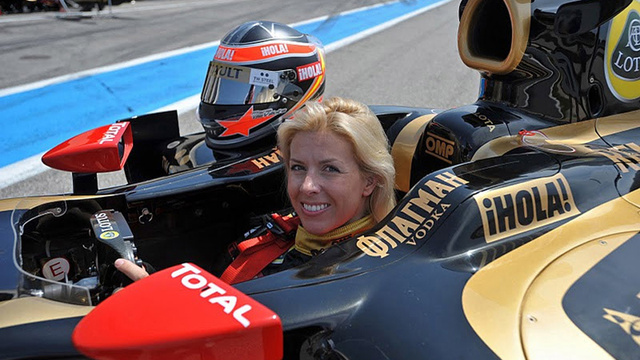 Maria De Villota, Female F1 Test Driver, Gravely Injured In Crash