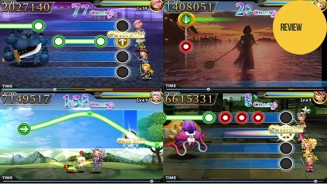 Theatrhythm Final Fantasy: The Kotaku Review