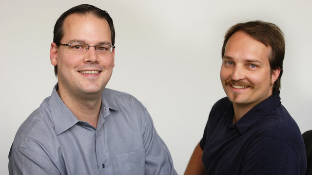 NEW 40. BioWare Doctors Ray Muzyka and Greg Zeschuk