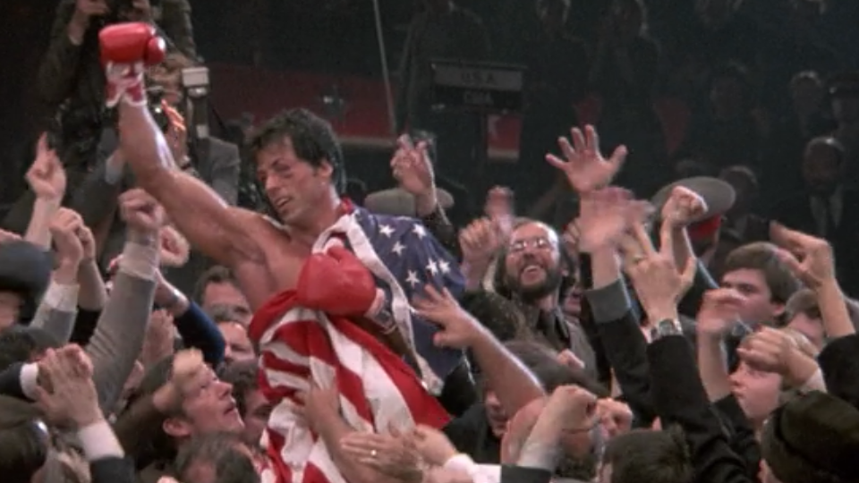 depiction of cold war in rocky iv But in a strange way, rocky iv feels less of a piece with the other rockys than with rambo and 1988's rambo iii — stallone's cold war trilogy, in which he singlehandedly takes on the commies.