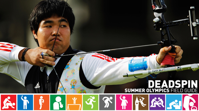Olympics Field Guide: Im Dong-Hyun, The Lethal Blind Archer