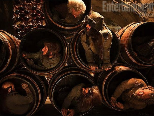 11 new images show off Peter Jackon's gorgeous Middle-Earth in The Hobbit