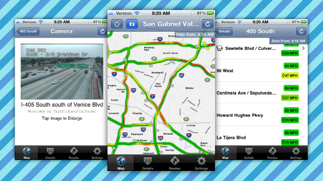 Click here to read Sigalert Gives You Ridiculously Detailed Traffic Info for Those Long, Painful Drives