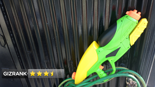 This Summer's Best Water Gun