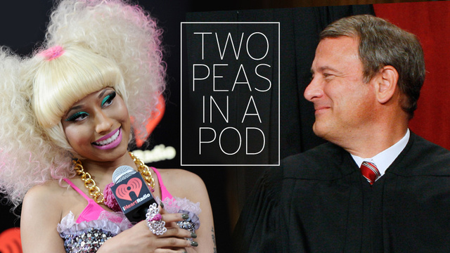 Beez in the Capitation: How Nicki Minaj and John Roberts are Both Constructionists at Heart