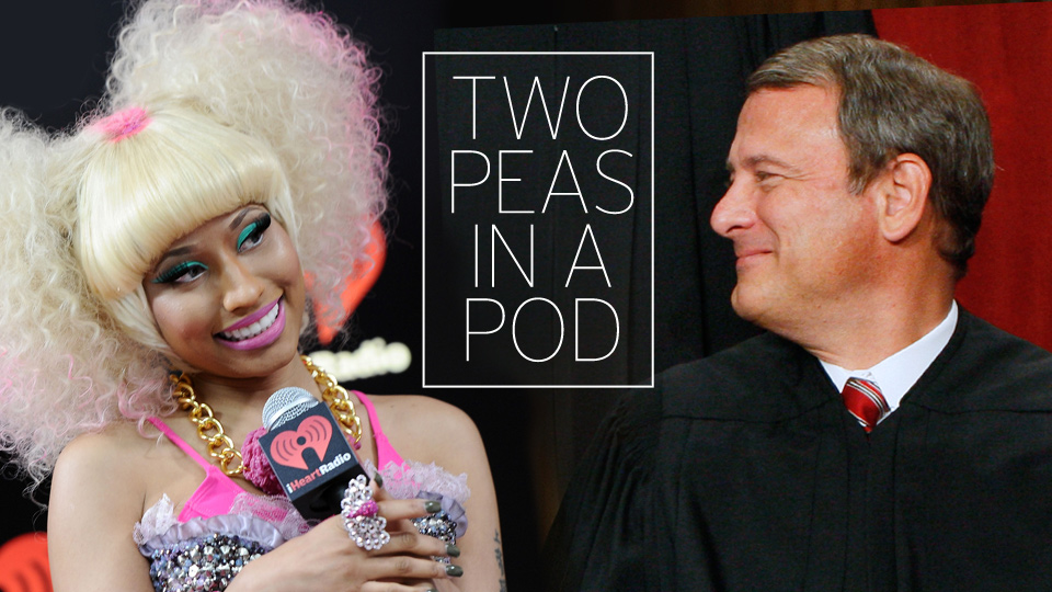 Click here to read Beez in the Capitation: How Nicki Minaj and John Roberts are Both Constructionists at Heart