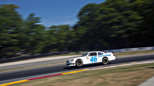 Nascar And Grand-Am At Road America: The Double-Über Gallery