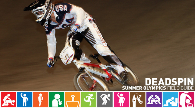 "Olympics Field Guide: Alise Post, The 21-Year-Old ""Beast"" Of Women's BMX"