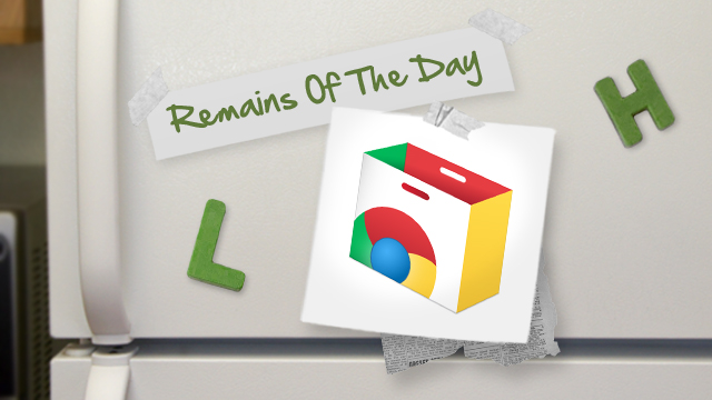 Click here to read Remains of the Day: Your Chrome Extensions Are Getting Google Ads