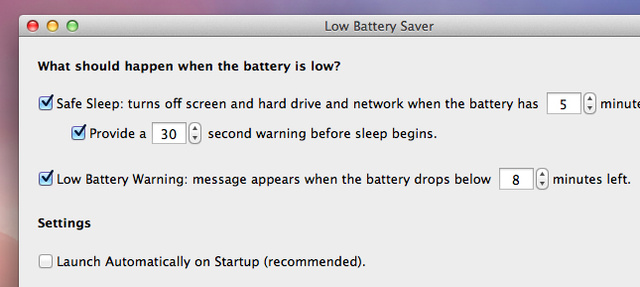 How to Customize Your Computer's Battery Warnings (and Avoid Surprise Laptop Death)