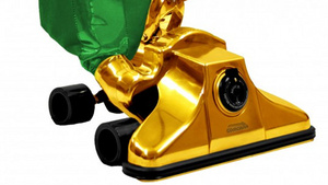 The 24-Carat Gold Vacuum Cleaner You Didn't Ask For and Don't Need