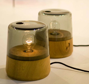 Marine-Inspired Table Lamps Resemble Fireflies Caught in a Jar