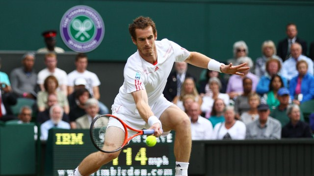 Andy Murray Advances To Wimbledon Semifinals, Keeps His Balls In His Shorts