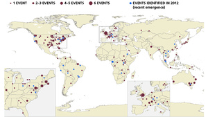 Do You Live Near an Infectious Human-Animal Disease Hotspot?