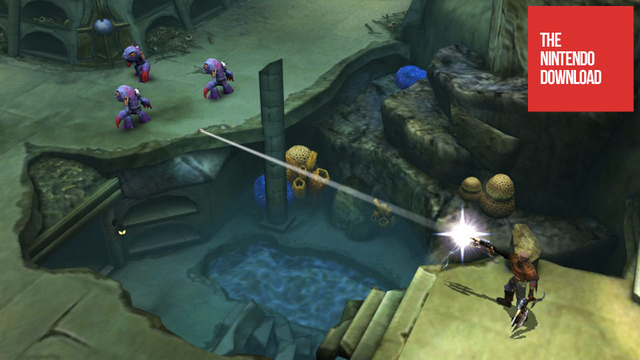 Heroes of Ruin and The Legend of Zelda Clash in This Week's Nintendo Download
