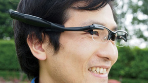 Olympus's Google Glasses Competitor Is Really Nothing Like Google Glasses