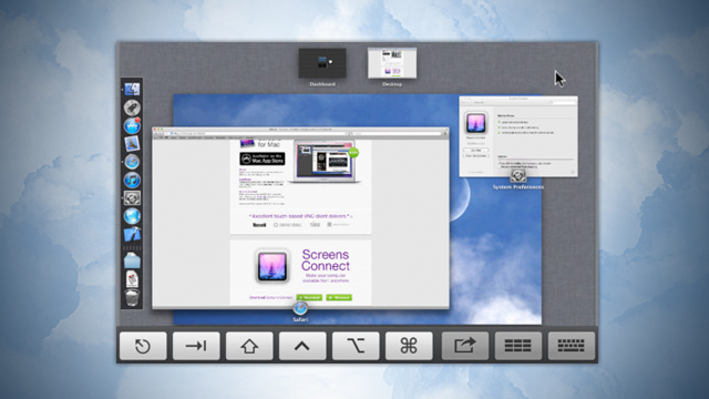 Click here to read Screens Controls Your Computer from Your iPhone, Is 50% Off This Week
