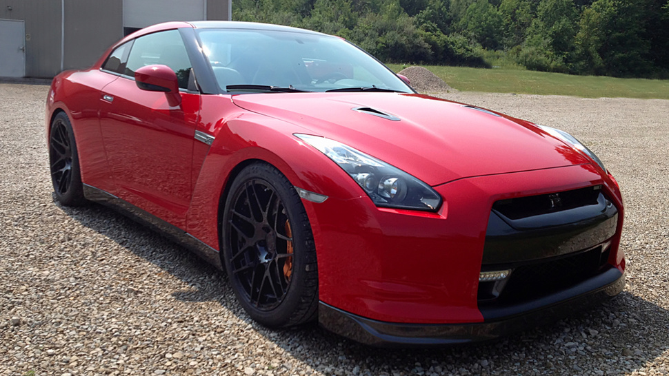 Switzer Ultimate Street Edition GT-R: Around The Block