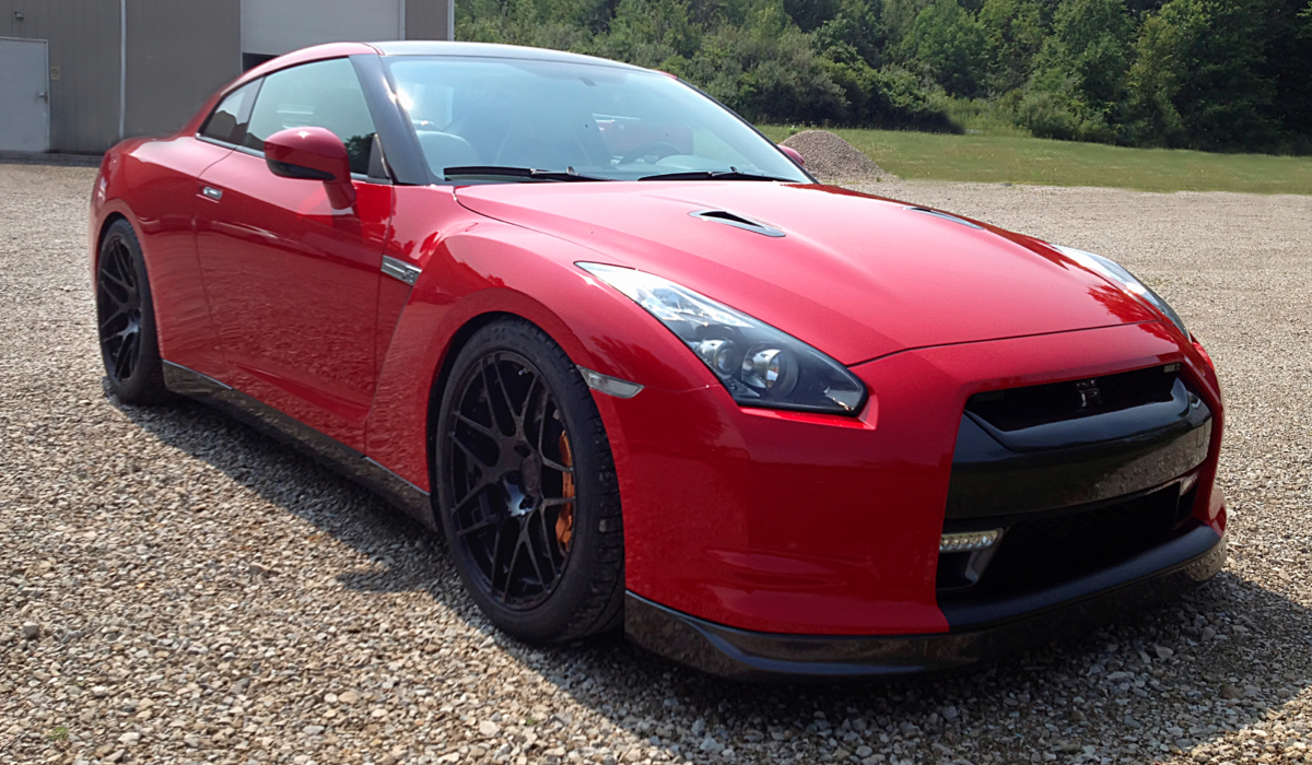 Switzer Gtr R35 Gtr Done The Switzer Way