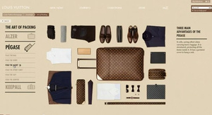 The Art of Packing by Louis Vuitton Shows You How to Pack Efficiently