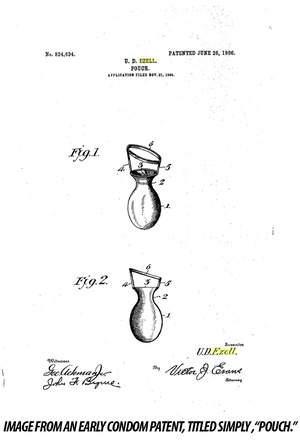 From Fish Bladders to the Reservoir Tip: A History of Condom Design