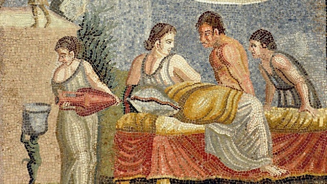 Did the Romans drive a birth-control plant to extinction?