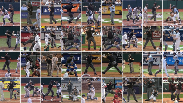 Yerrrr Out-Out-Out-Out!: An Animated Gallery Of Every MLB Umpire's Strike-Three Call (Part 1)