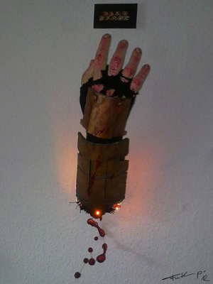 Hey, Dead Space's Dismembered Hand Makes a Great Night Light