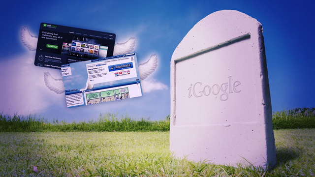 Death of iGoogle