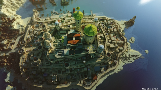 See The Eye-Popping Game of Thrones-Minecraft Project From Every Angle