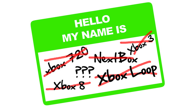 Let's Name the Next Xbox