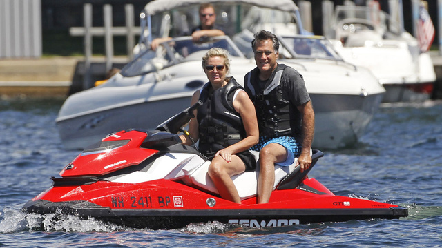 Ann Romney Thinks Obama Wants to Kill Her Beloved Mitt