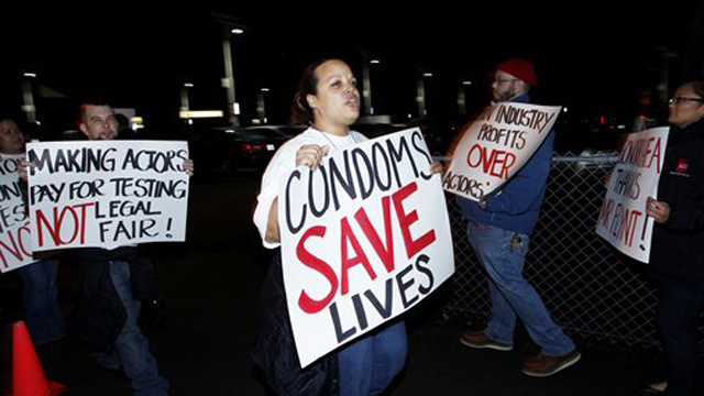 Mandatory Condom Use in Porn Up For Vote in Los Angeles County