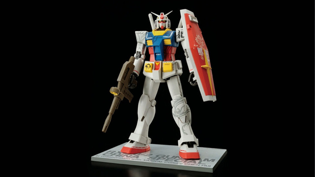 Meet the Official China Gundam. It Will Become a Giant Statue.