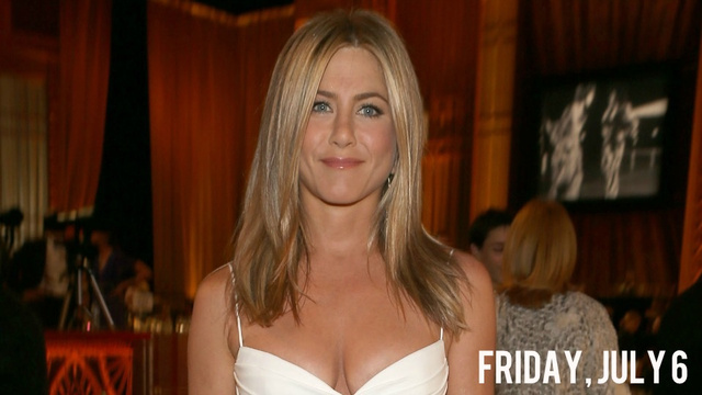 Jennifer Aniston Turned Down Justin Theroux's Marriage Proposal, Everyone Stupidly Still Asks Her How It Feels To Be An Old Fishwife Crone