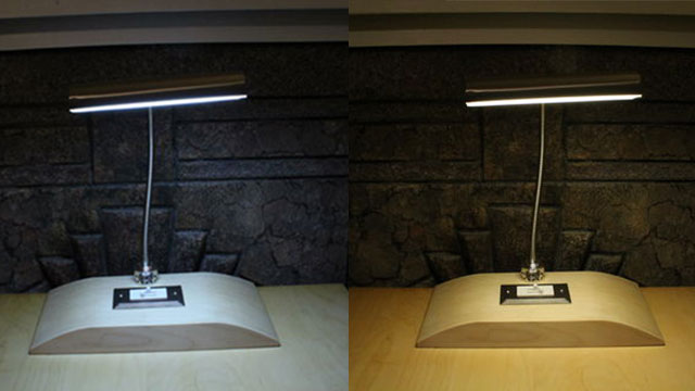 Create Your Own Custom Color Temperature Lamp