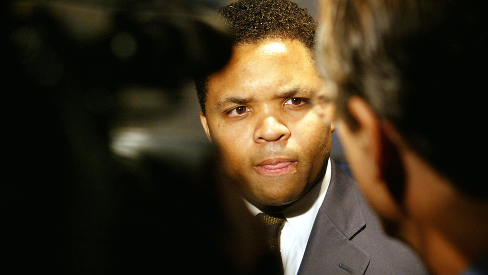 Rep. Jesse Jackson Jr. Is Probably in Rehab Right Now