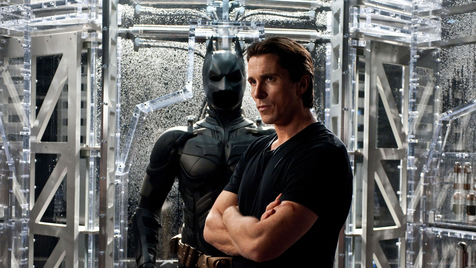 <em>The Dark Knight Rises</em> really is a descent into the underworld