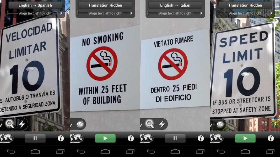 Click here to read Incredible World-Translating App Word Lens Is Finally on Android