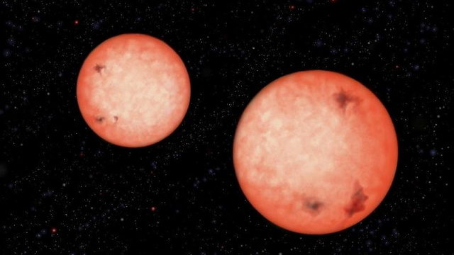 Astronomers discover binary stars in 'impossibly' tight orbits