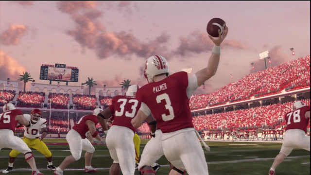 Trollin' Up the Score in NCAA Football's New Heisman Mode